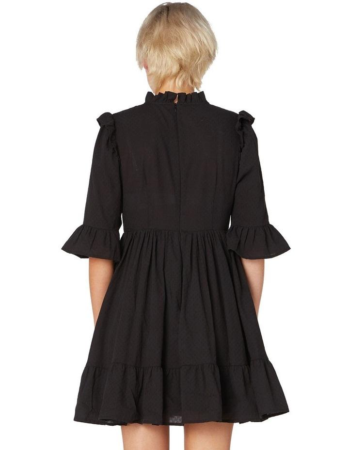 Prairie Frill Cotton Dress image 3