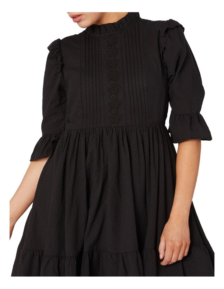 Prairie Frill Cotton Dress image 4