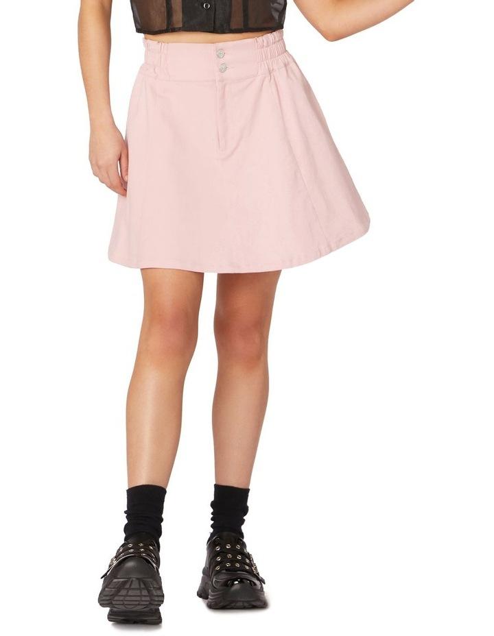As If Drill Skater Skirt image 1