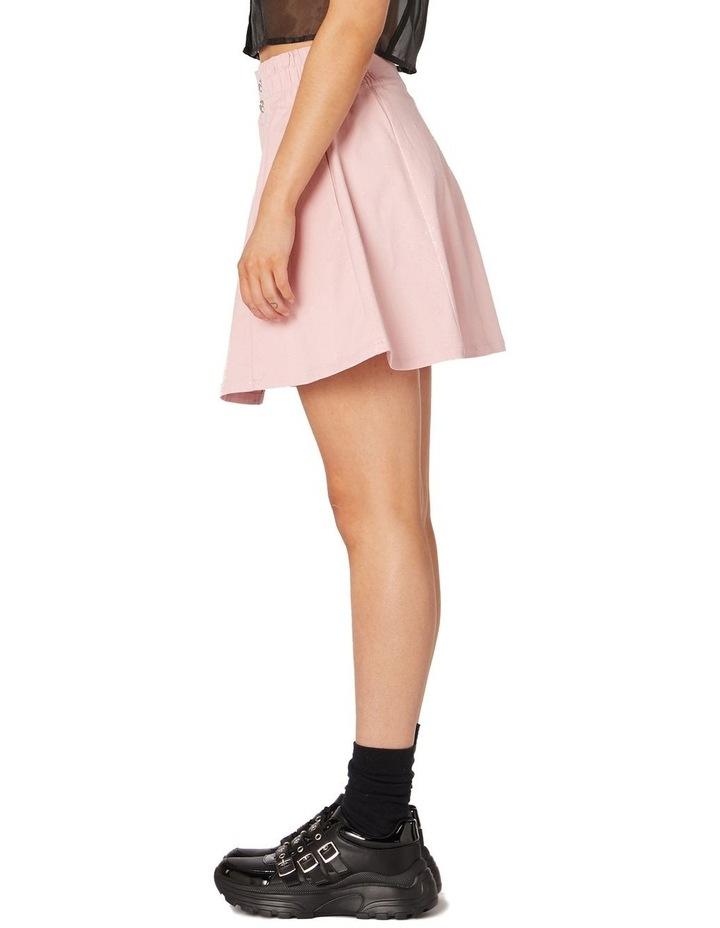 As If Drill Skater Skirt image 2