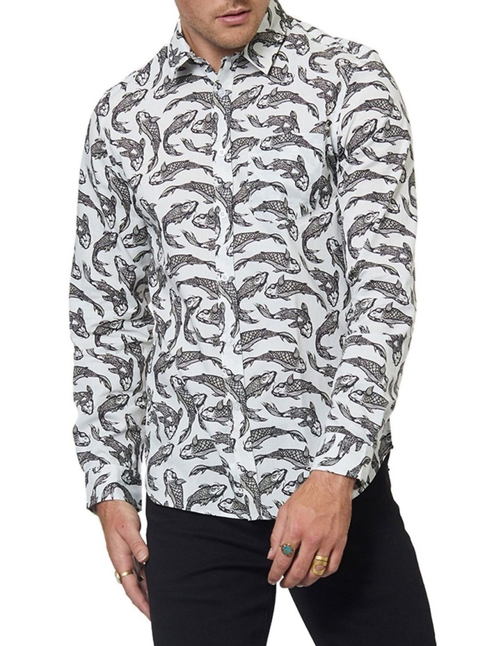 Whiskers Long Sleeve Shirt image 1
