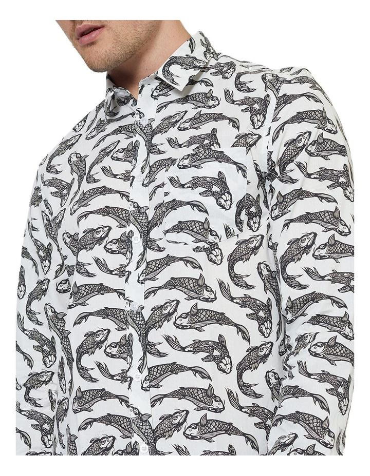 Whiskers Long Sleeve Shirt image 4