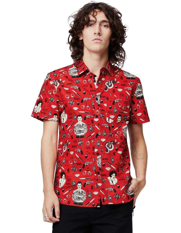 Sinful Seven Short Sleeve Shirt image 1