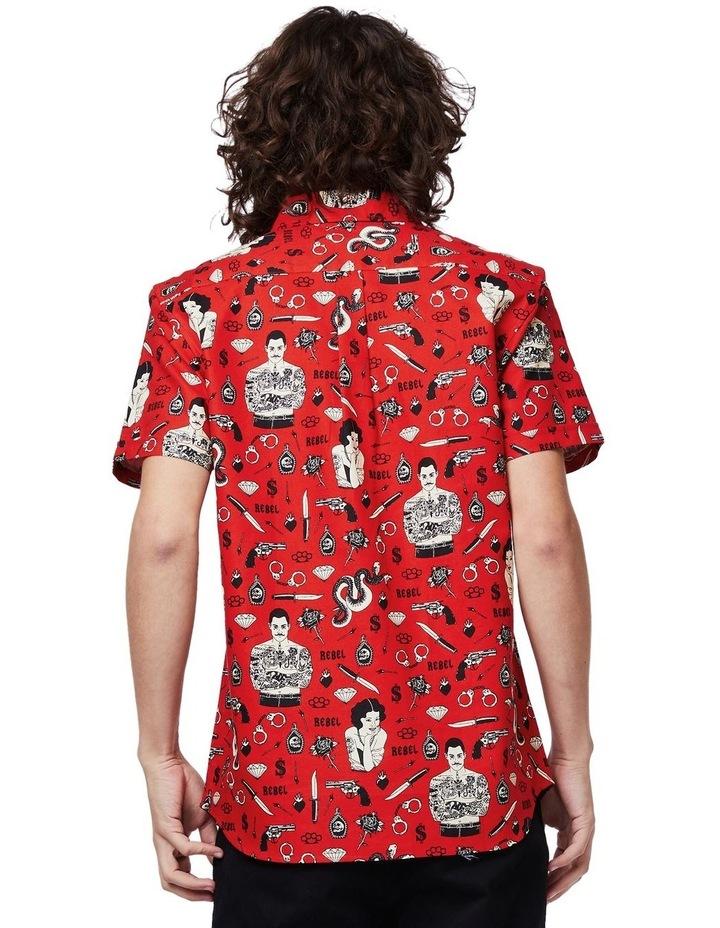 Sinful Seven Short Sleeve Shirt image 3