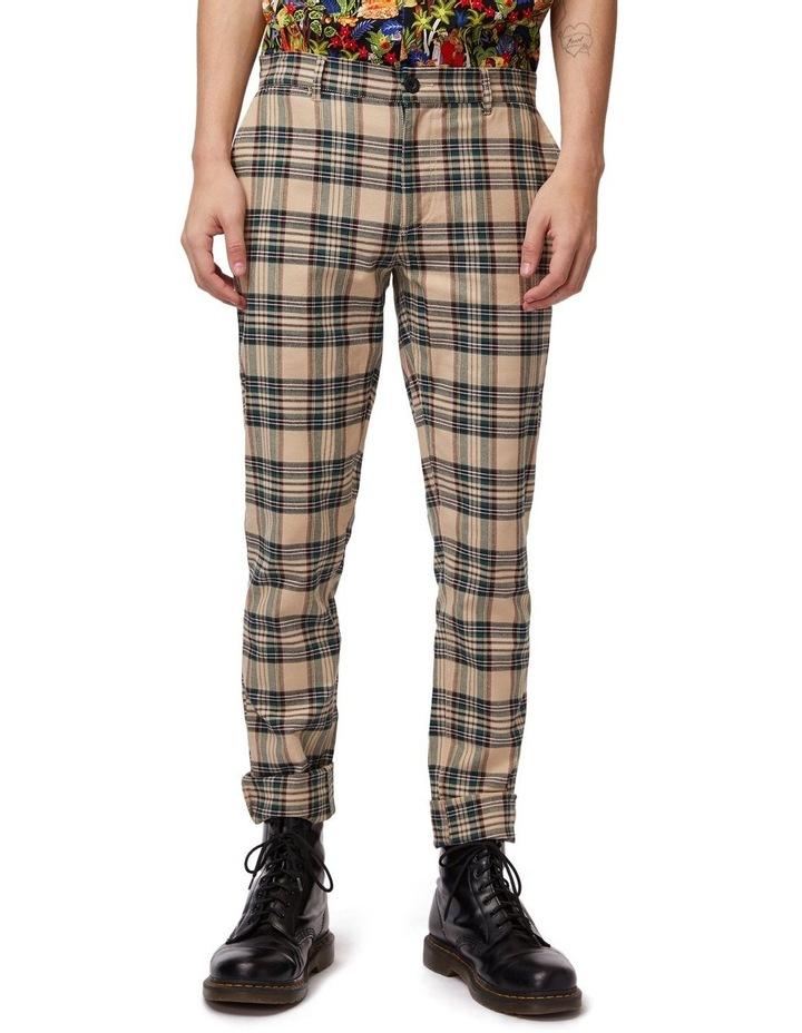 Stranger Tartan Pants image 1