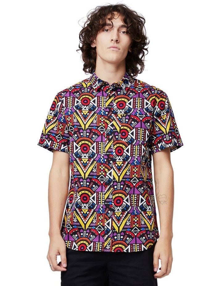 Galactic Short Sleeve Shirt image 1