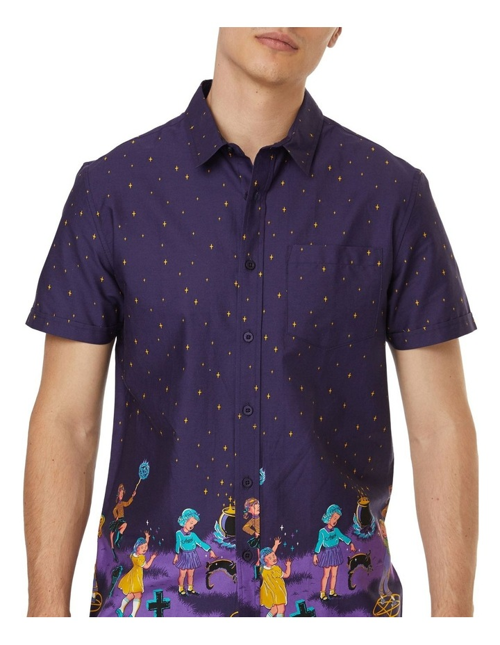 Witches Business Short Sleeve Shirt image 4