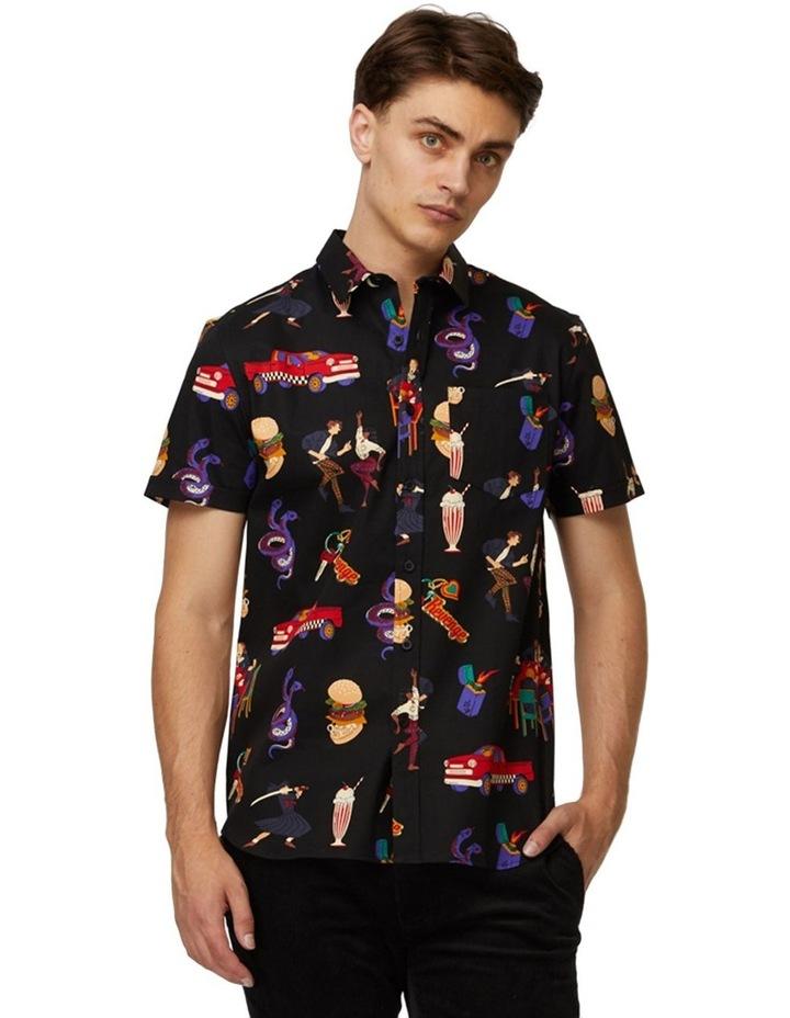 C'est La Vie Shorts Sleeve Shirt image 1