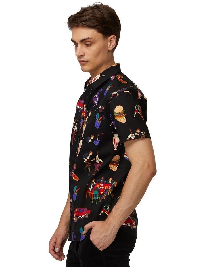 C'est La Vie Shorts Sleeve Shirt image 2