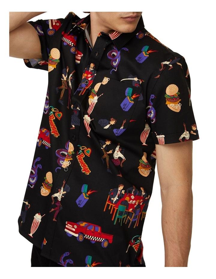C'est La Vie Shorts Sleeve Shirt image 4
