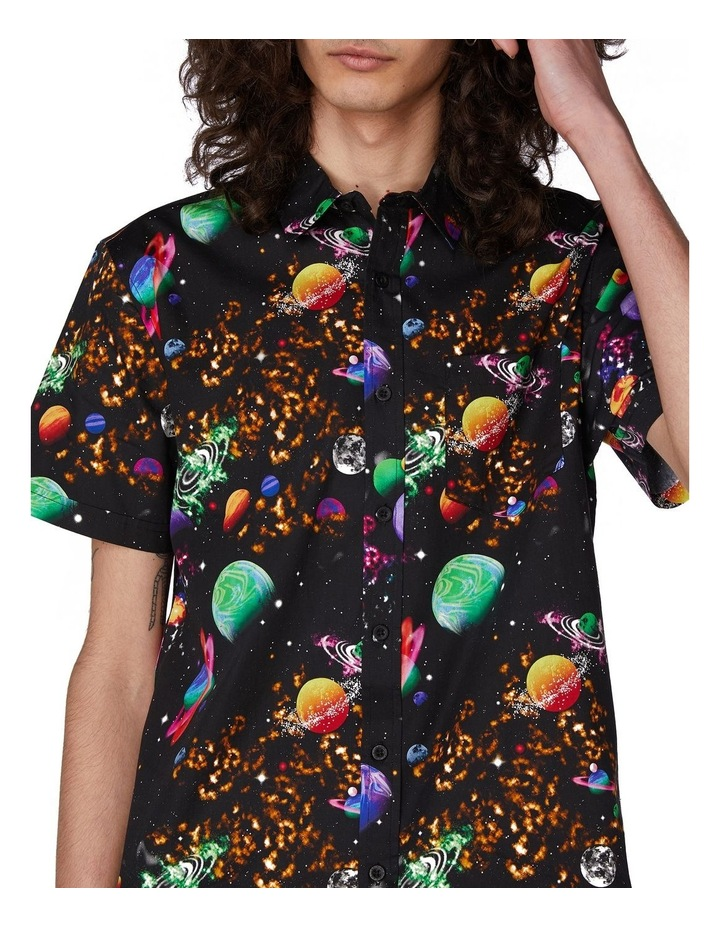 Solar System Short Sleeve Shirt image 4