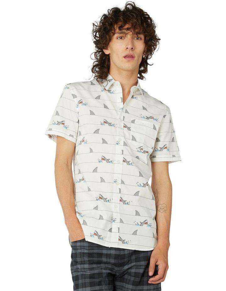 Sharknado Short Sleeve Shirt image 1