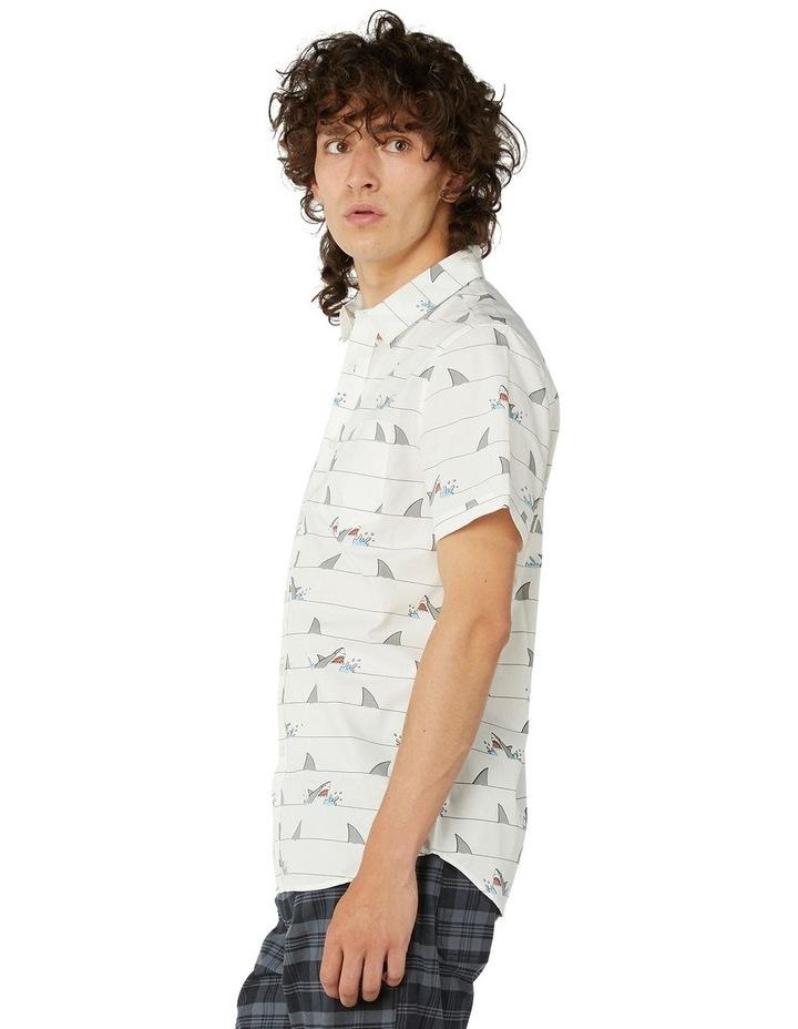 Sharknado Short Sleeve Shirt image 2