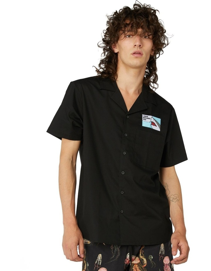 I Have Feelings Short Sleeve Shirt image 1