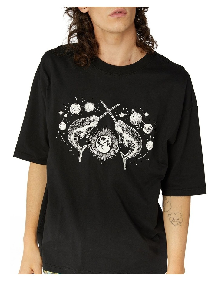 Narwhal Magic Tee image 4