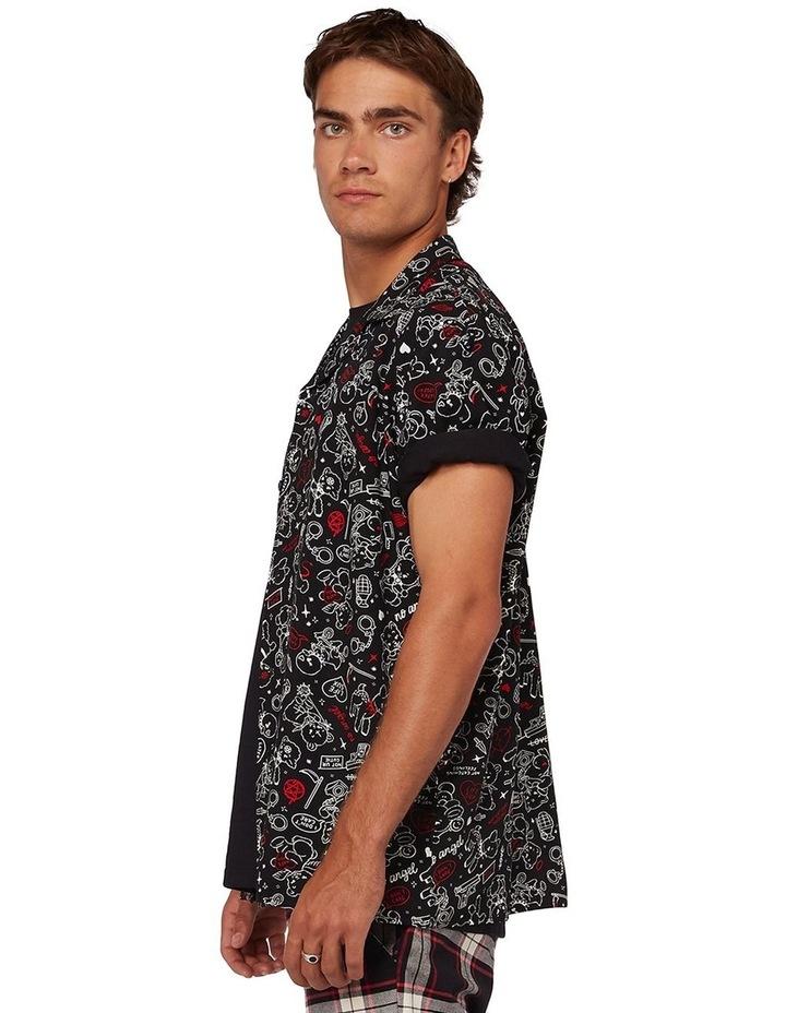 Chaotic Short Sleeve Shirt image 2
