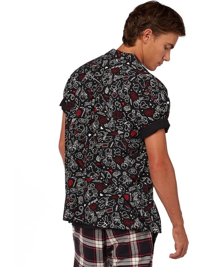 Chaotic Short Sleeve Shirt image 3