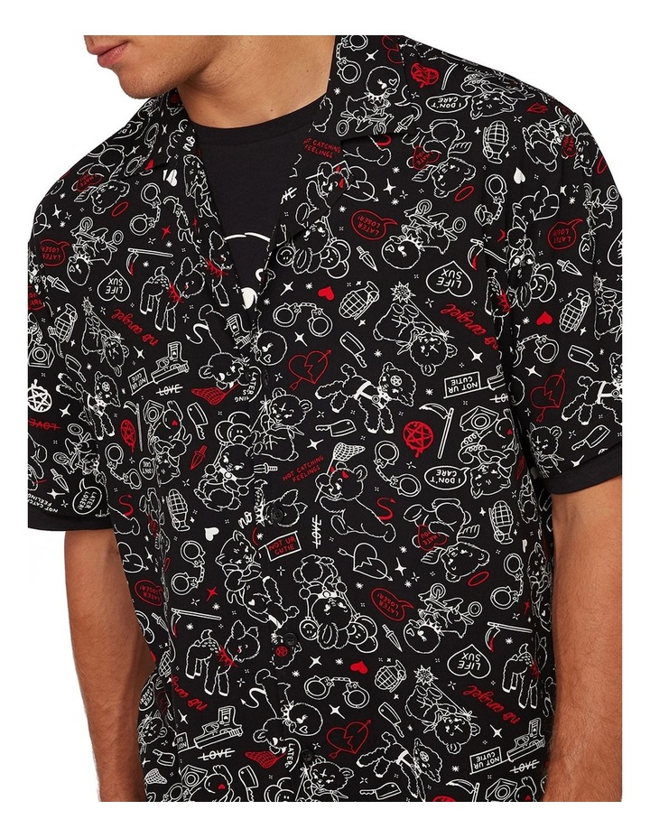 Chaotic Short Sleeve Shirt image 4