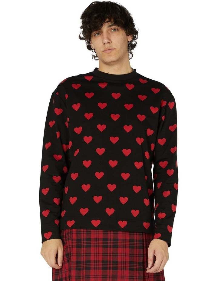 Hey Lover Unisex Sweater image 1