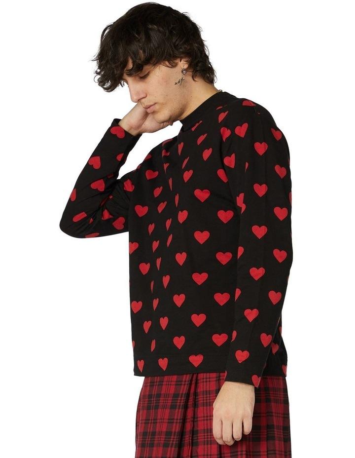 Hey Lover Unisex Sweater image 2