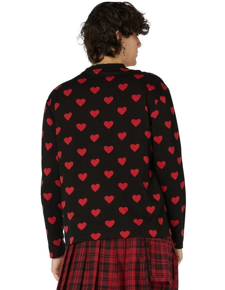 Hey Lover Unisex Sweater image 3