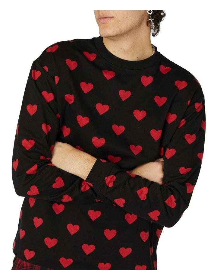 Hey Lover Unisex Sweater image 4