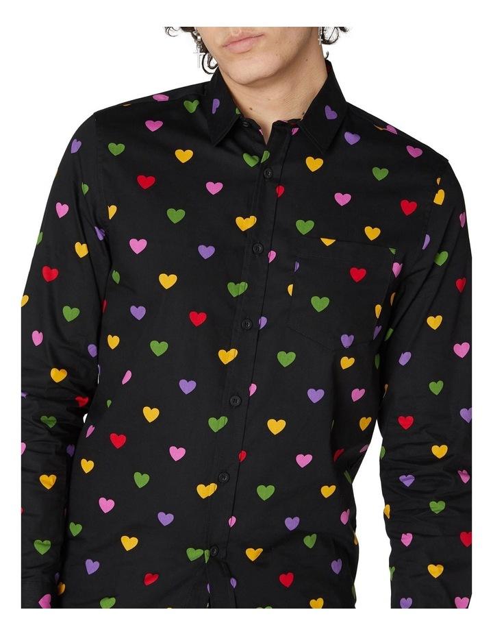Skipped A Beat Long Sleeve Shirt image 4