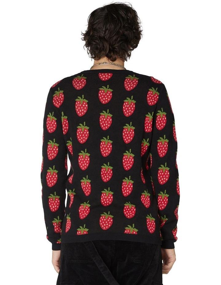 Strawberry Cotton Knit image 3