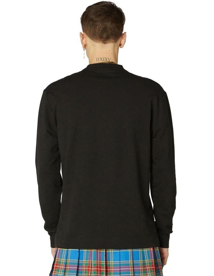 Frog Unisex Cotton Sweater image 3