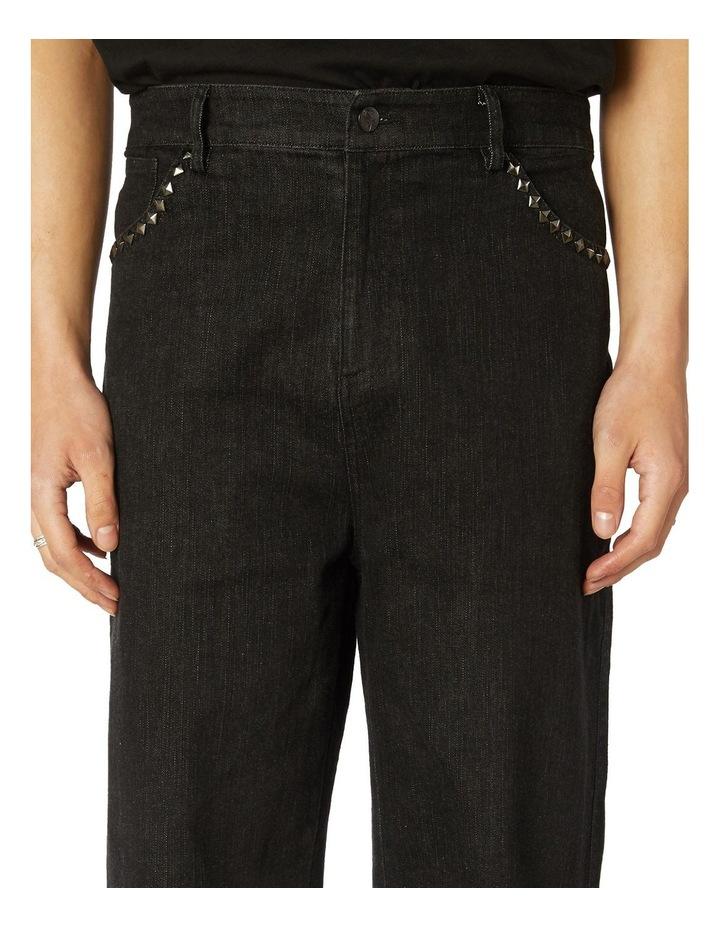 Punk Stud Denim Jeans image 4
