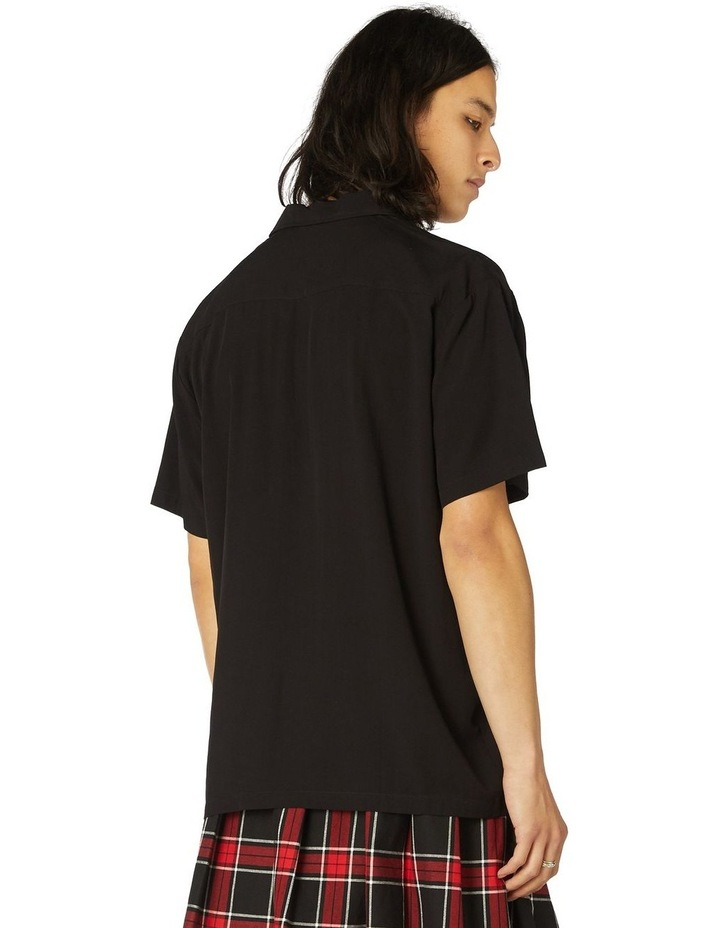 Goth Patch SS Shirt image 3