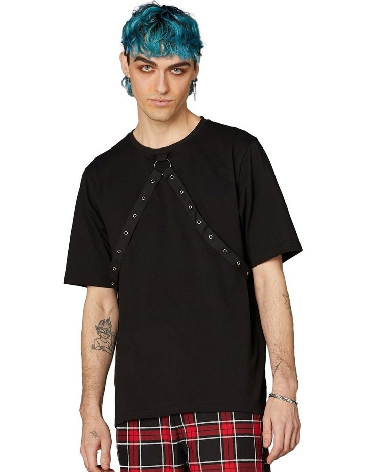 Hardward Goth Short Sleeve Tee Black image 1
