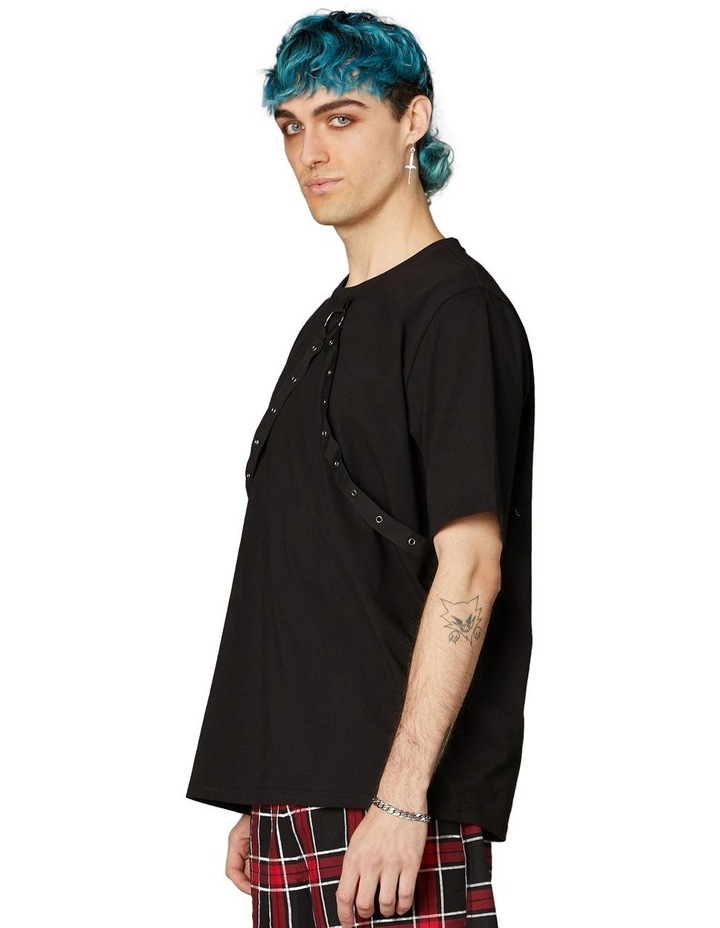 Hardward Goth Short Sleeve Tee Black image 2