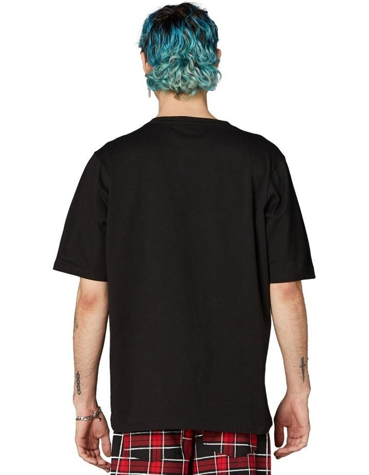Hardward Goth Short Sleeve Tee Black image 3