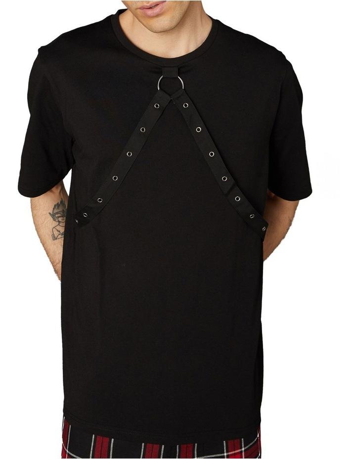 Hardward Goth Short Sleeve Tee Black image 4