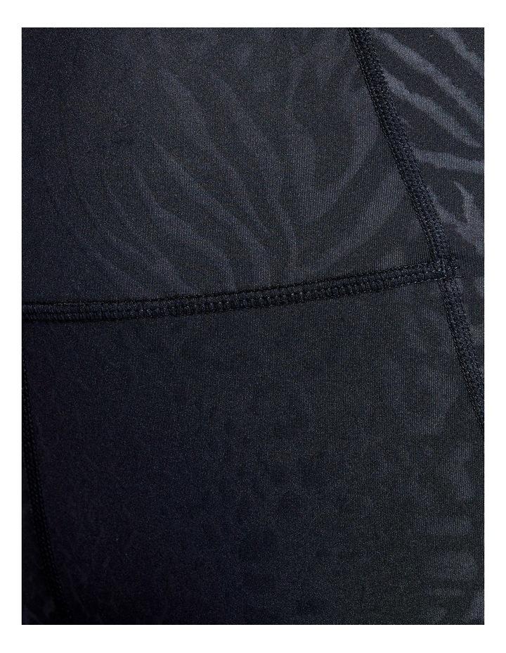 Shadow Seam Detail Bike Shorts image 5