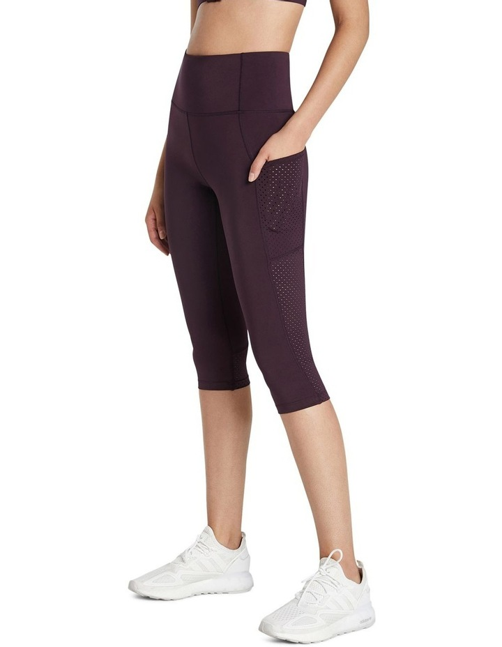 Speed Perforated Pocket 3/4 Tights image 2