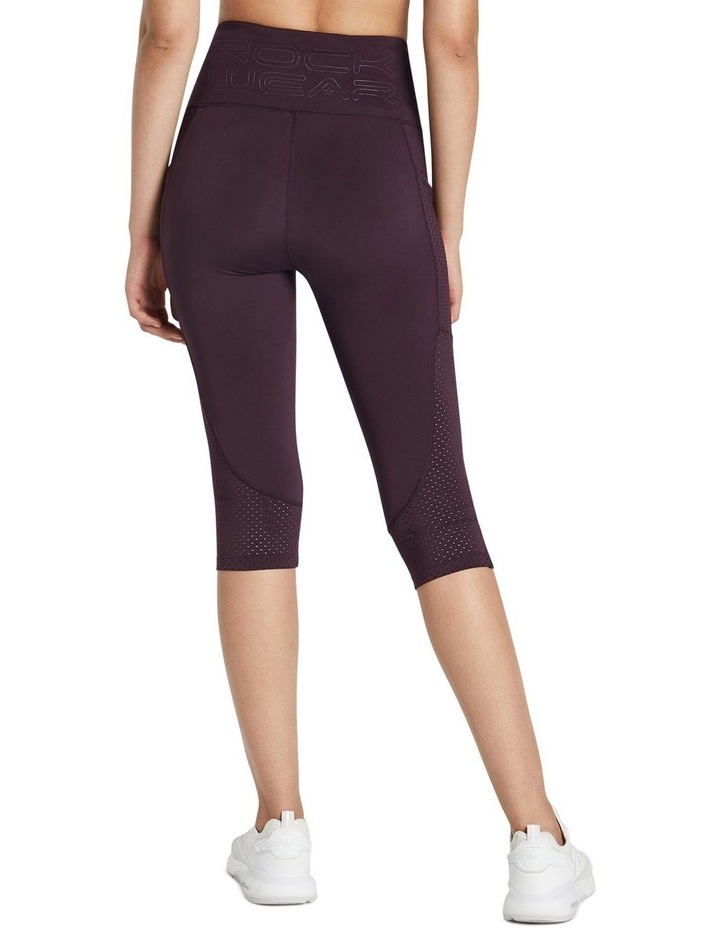 Speed Perforated Pocket 3/4 Tights image 3