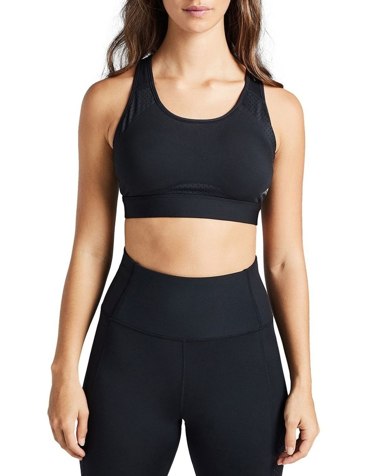 Clean Finish High Impact Speed Bonded Sports Bra image 1