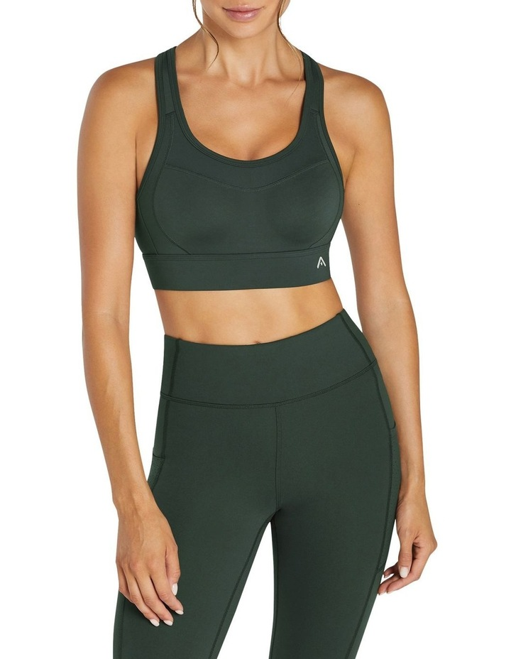 Moulded High Impact Sports Bra image 1
