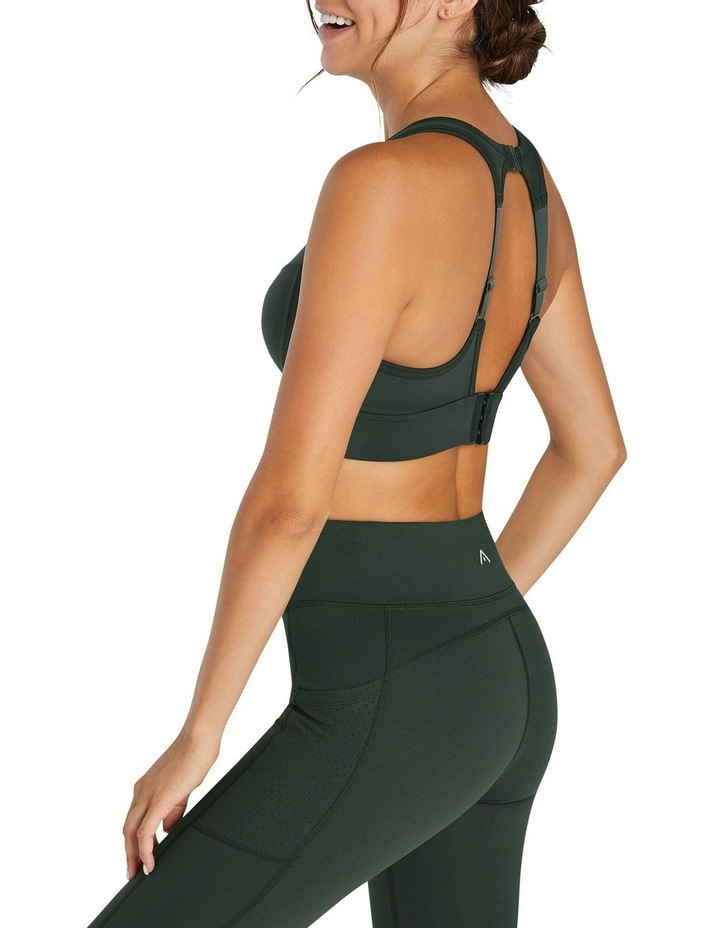 Moulded High Impact Sports Bra image 2