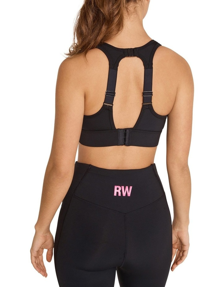 Moulded High Impact Sports Bra image 3