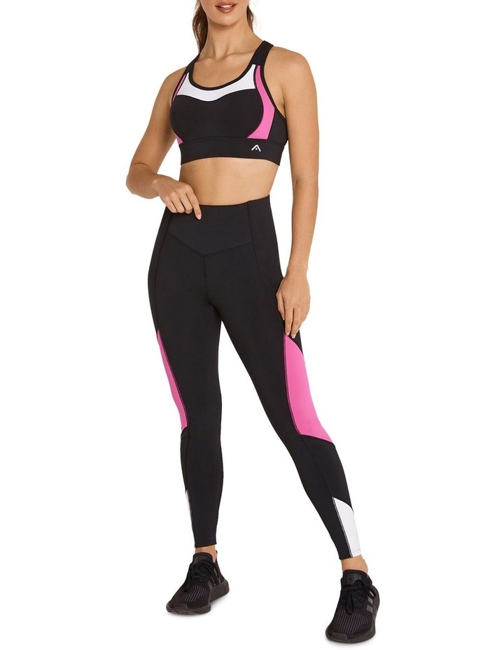 Moulded High Impact Sports Bra image 6