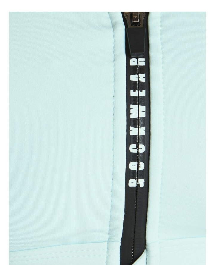 Arctic Adjustable Zip Medium Impact Sports Bra image 5