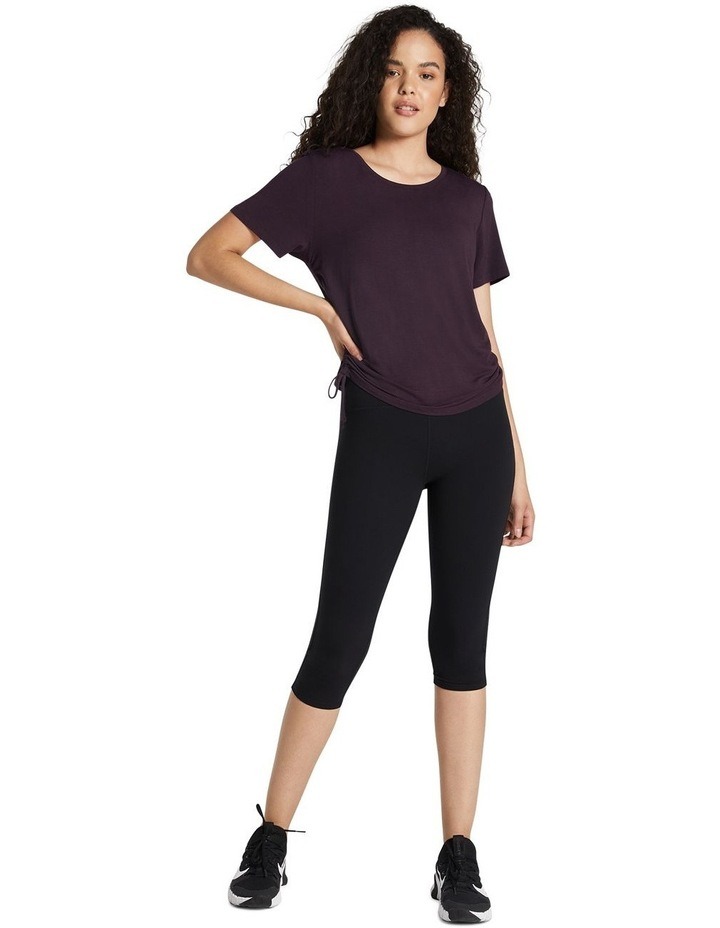 Magnolia Ruched Side Tee image 6