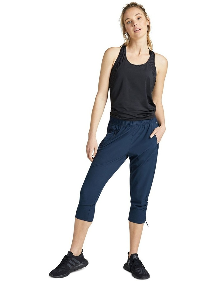 Rouched Pocket 3/4 Pants image 6
