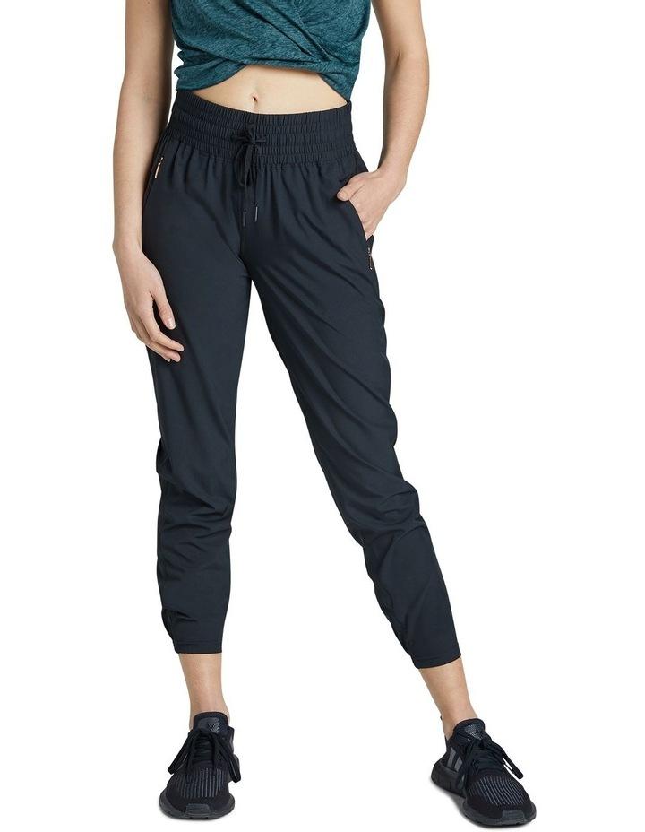 Flex Pull Up Full Length Pants image 1