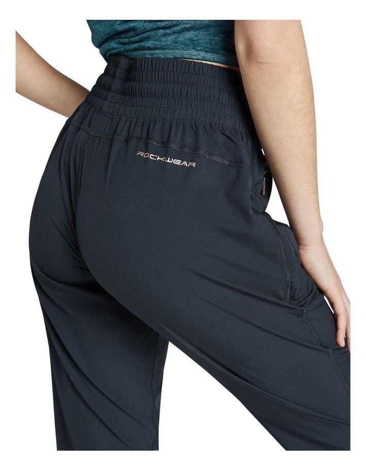 Flex Pull Up Full Length Pants image 4