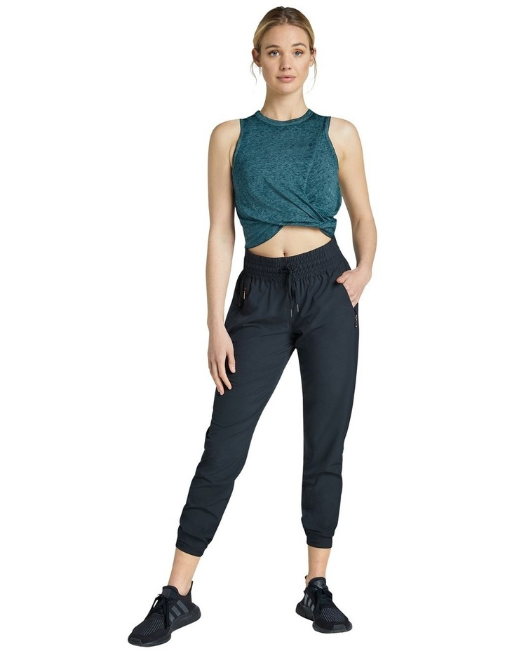 Flex Pull Up Full Length Pants image 6