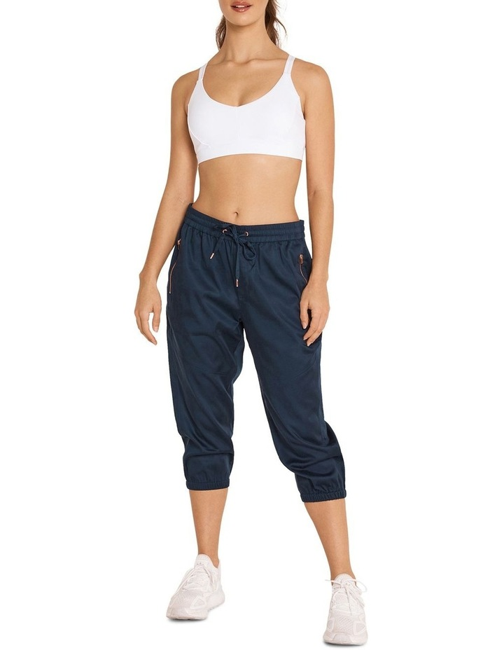 Casual 3/4 Joggers Navy image 5